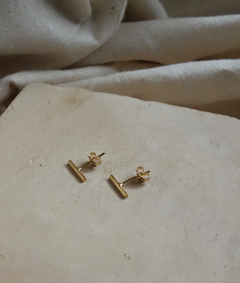 Tiny Wire Earrings