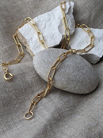 Connect Cable Necklace