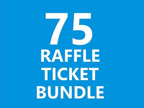 Pre-Order Special 75 Raffle Tickets
