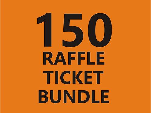 Pre-Order Special 150 Raffle Tickets