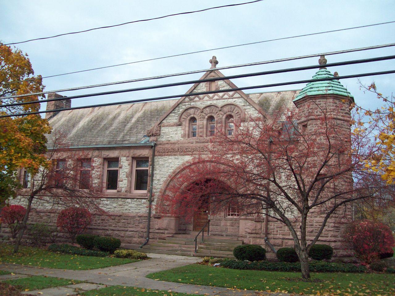 Richmond Memorial Library