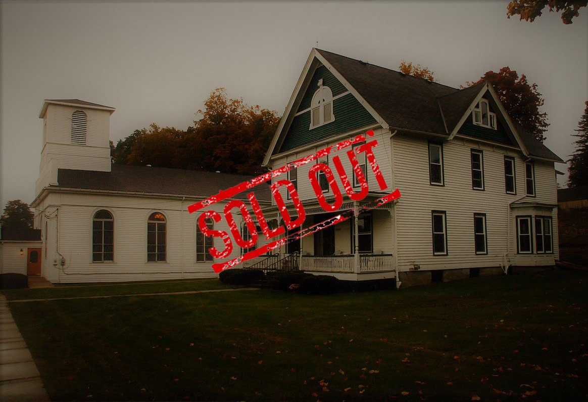 Sold out B&B