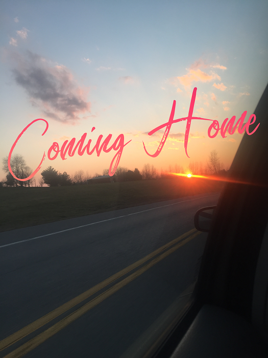 Kelly Neff Speaks - Tuesday Treasures - Coming Home 7-23-19
