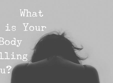 The Voice of Healing – What is Your Body Telling You?