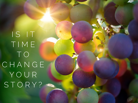 Is it Time to Change Your Story? ~ Honoring & Celebrating Father's Day