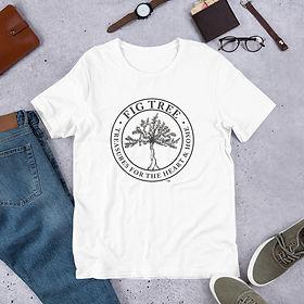 FIG TREE Logo T-Shirt-mockup_Front_Flat-
