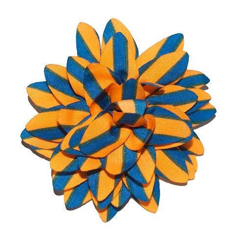 The Yellow & Blue Silk