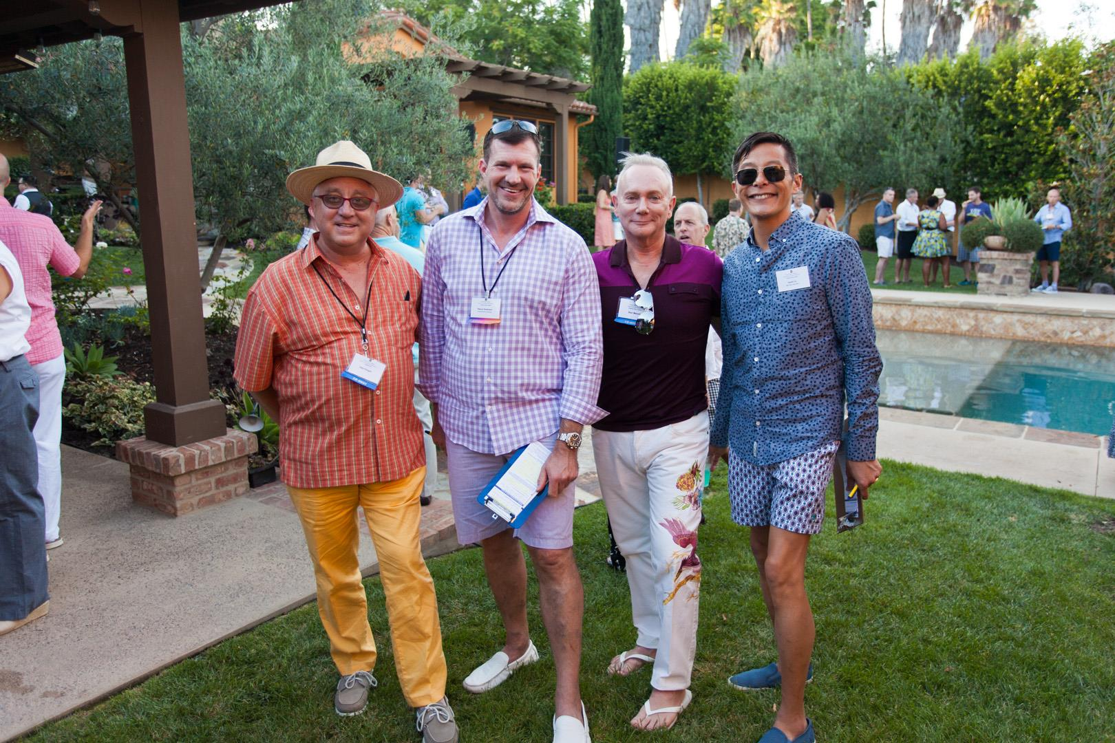 Orange County HRC Garden Party