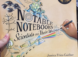 Notable Notebooks and Story Time From Space