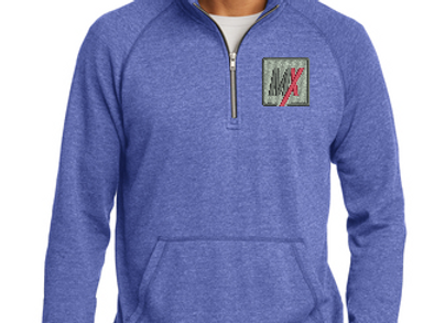 District ® Lightweight Fleece 1/4-Zip