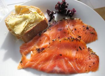 The Burren Smokehouse: Smoked Salmon & Seaweed