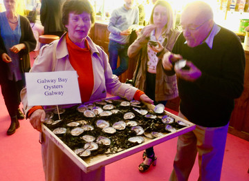 Historic All-Ireland Oyster Tasting: 65th Annual Clarinbridge Oyster Festival