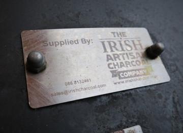 Great Irish BBQ starts with Real Irish Charcoal