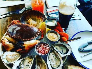Dublin Crabshacks: Klaw/Seafood Cafe