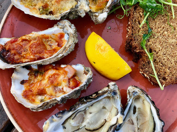 Legendary Oysters of Carlingford Lough