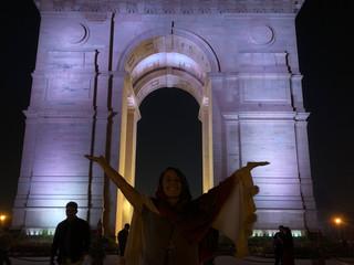Touring New Delhi