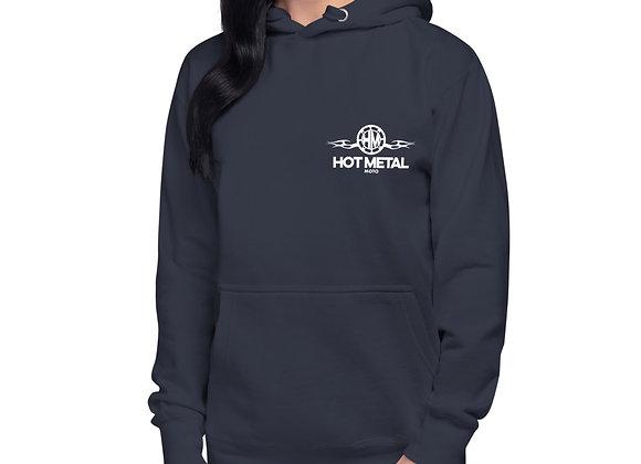 Hot Metal Moto WT Unisex Hoodie