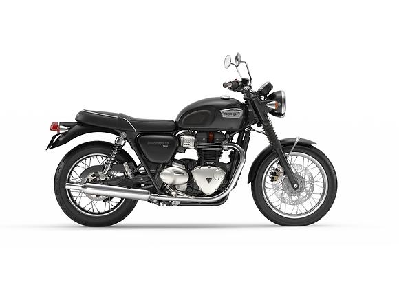Triumph Bonneville T100 Rental Deposit
