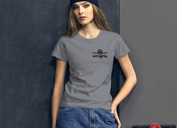 Hot Metal Moto Women's short sleeve t-shirt