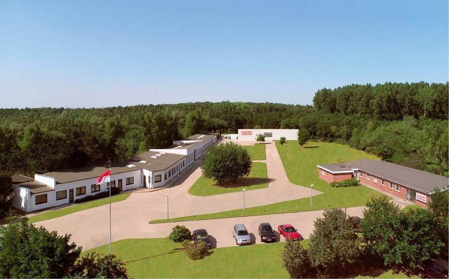 Ostseewerk, Fertigung von Reintechnik-Bedarf