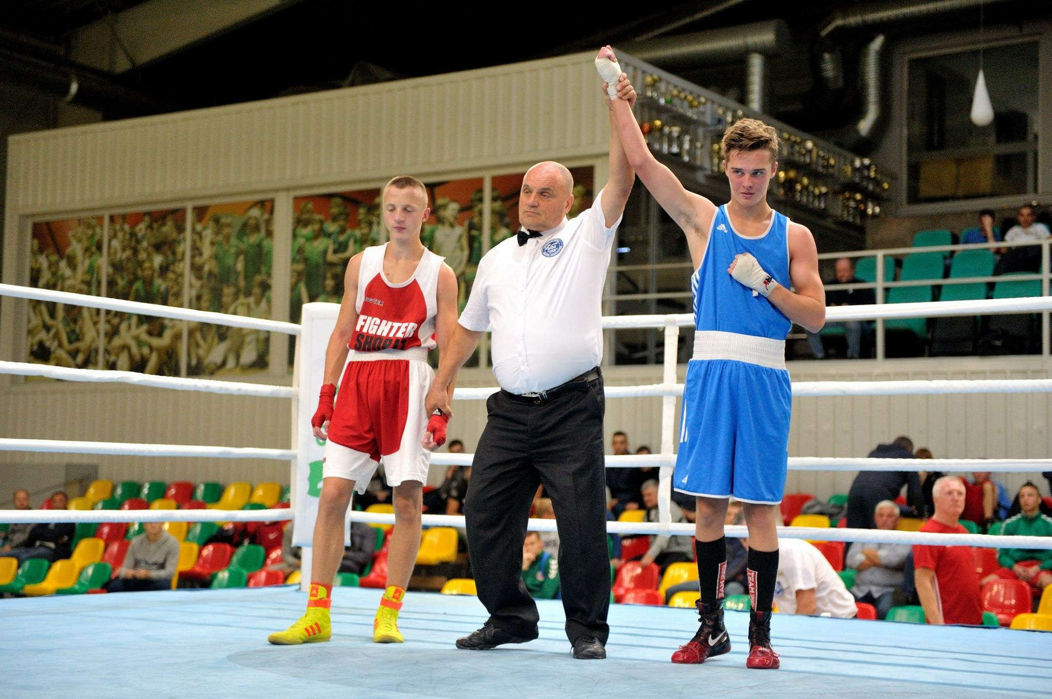 Aiba tournement 2018