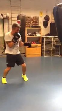 Trond Nordby Boxning