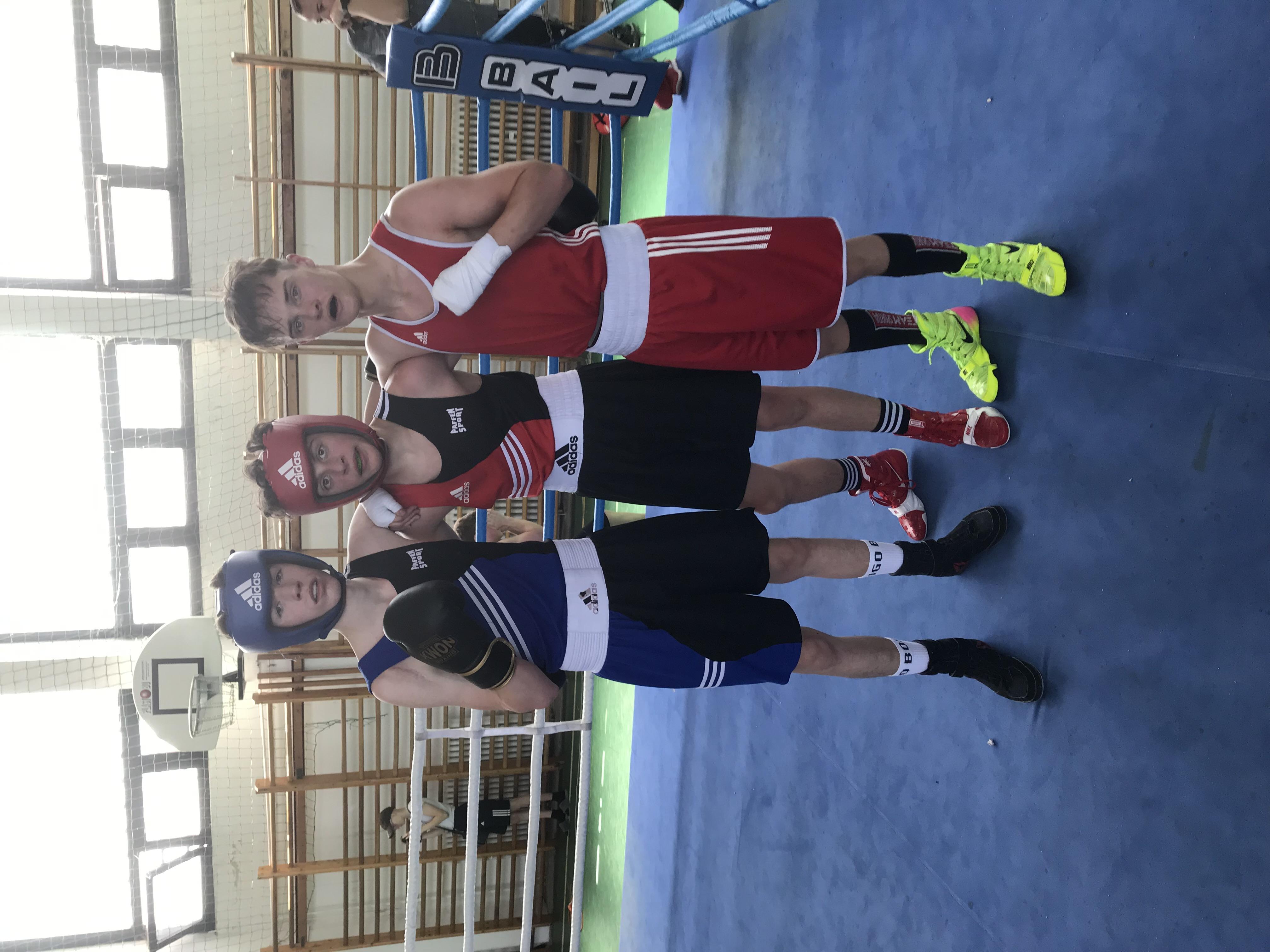 Junior landslaget i Ungern 2019