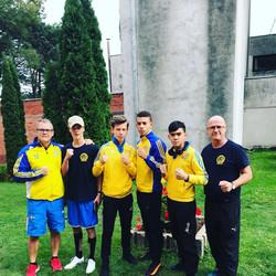 Ungdomslandslaget i Litauen 2018