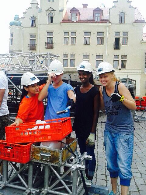 Girls on job, kalmar.jpg