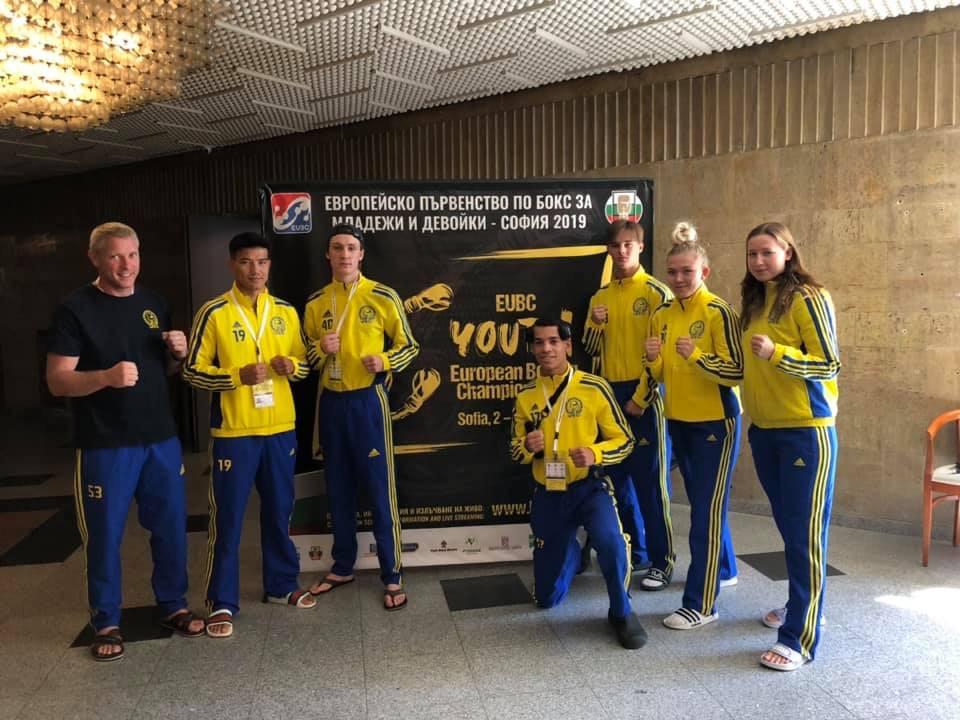 Junior EM i Bulgarien 2019. Noah Nordby.