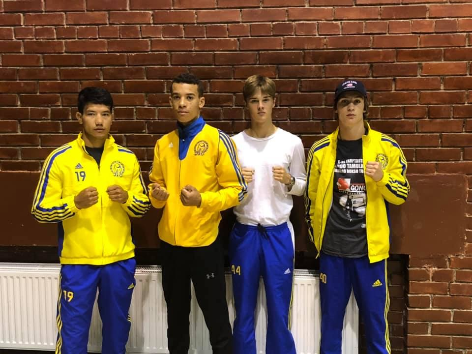 Junior EM i Bulgarien 2019