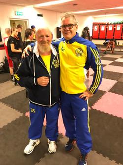 Nigel Davies & Trond Nordby