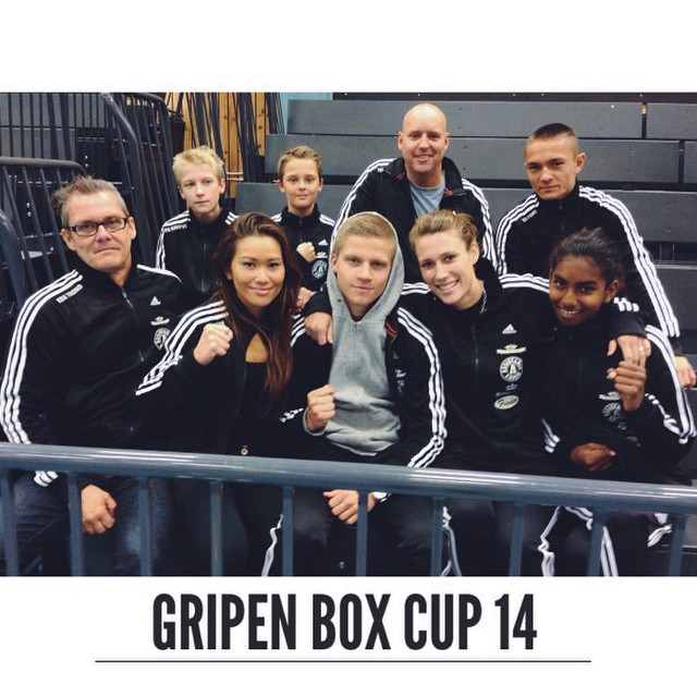 Gripen box cup 2014, the team.jpg