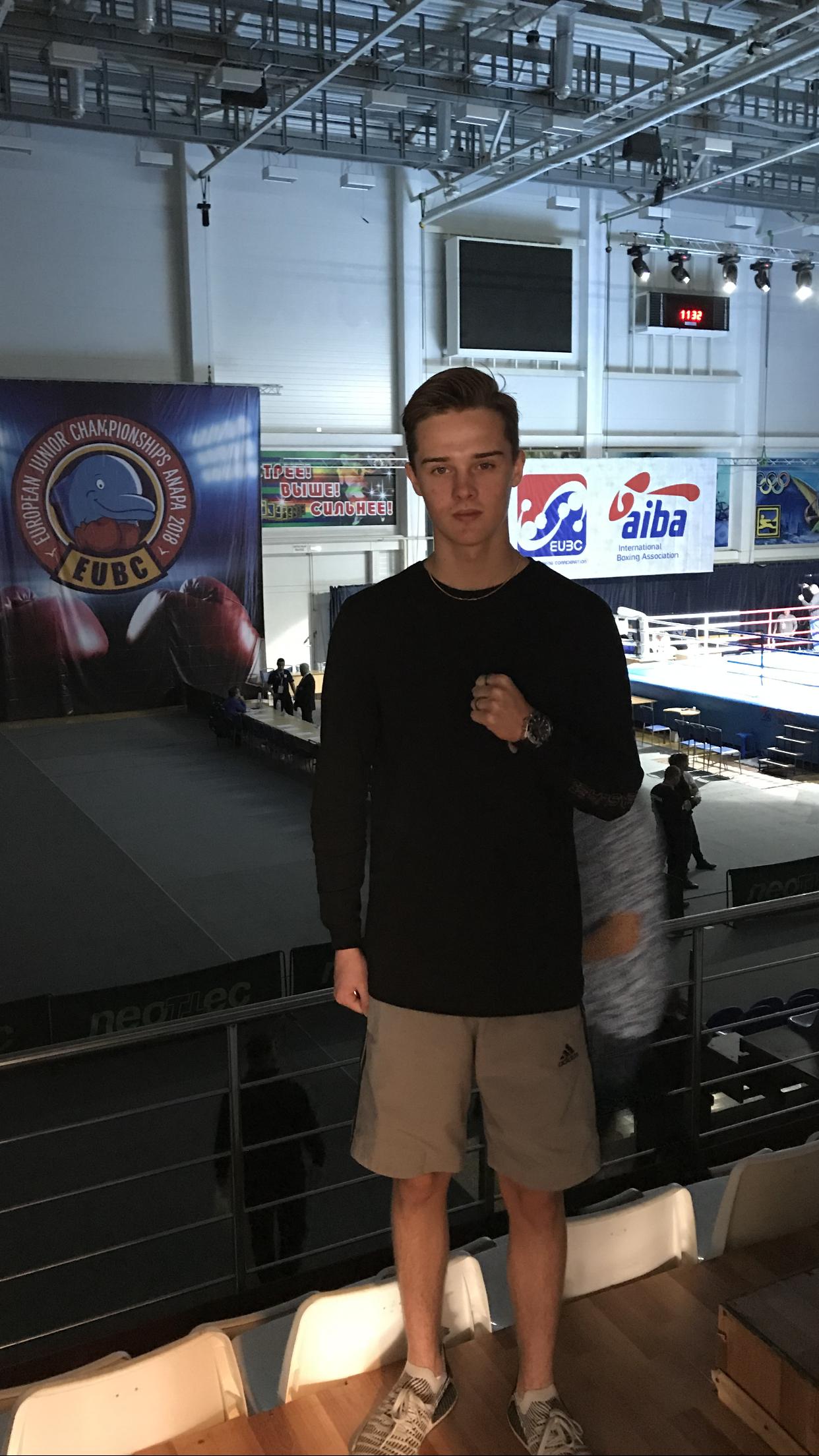 UEM i Ryssland 2018