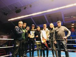 Team Kalmar BK,King Of The Ring 2018