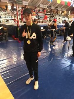 Noah Final King of the ring 2018, Guld