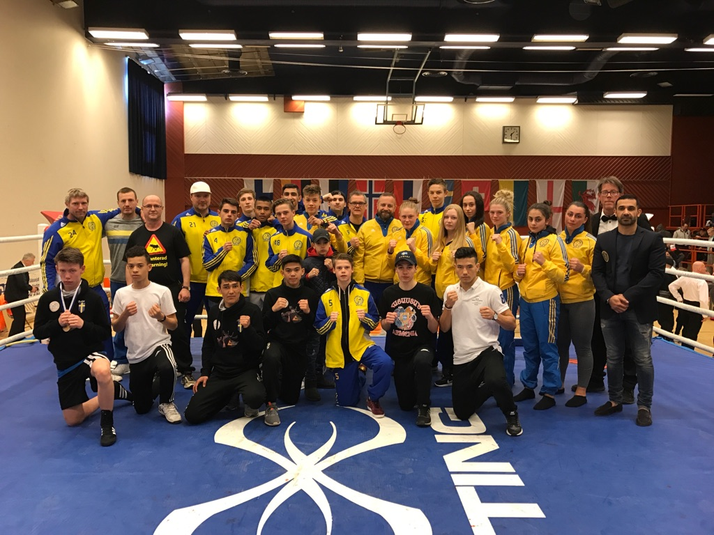 Svenska laget, Pirkka tournament 2017