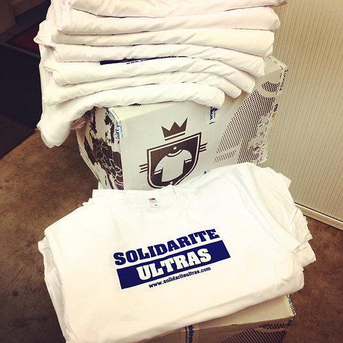 T-Shirt Solidarite Ultras
