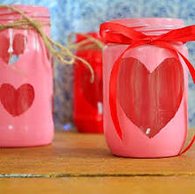 Jars with reminders of how to be good du