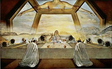 Dali_-_The_Sacrament_of_the_Last_Supper.