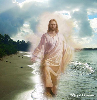Jesus on Beach.jpg