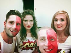 Biało-czerwony WestB@nd