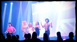 WestB@nd jako Spice Girls