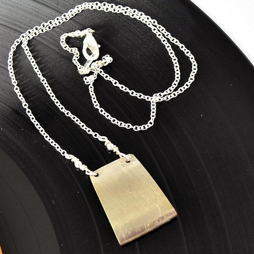 Baritone Bell Necklace