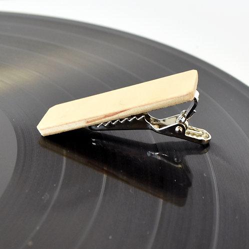 Acoustic Guitar Wood Tie Clip