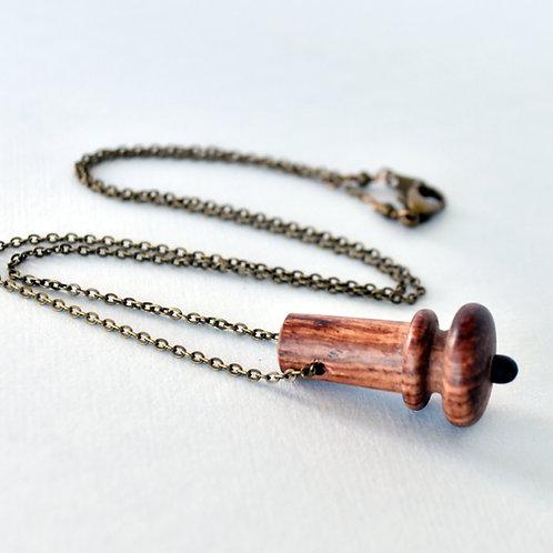 Violin/ Viola End Button Necklace