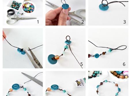 DIY Bracelet Fun