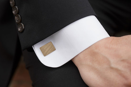 Drum Cymbal Cuff Links