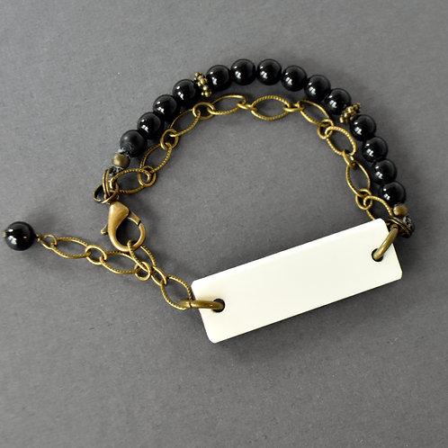 Piano Key Bracelet