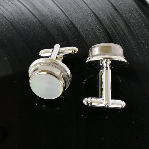 Trumpet Finger Button Cuff Links